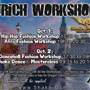 Zürich Workshops