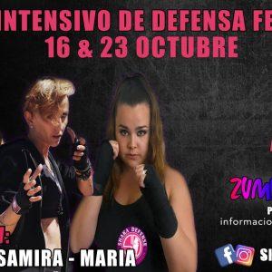 SHAKA DEFENSE® Curso Intensivo Defensa Femenina